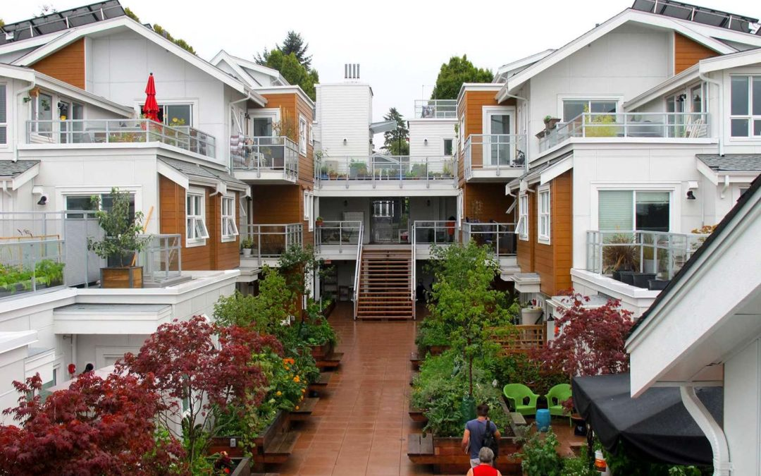 Homesharing, Housesharing, Cohousing, Co-ownership – What's the Difference??