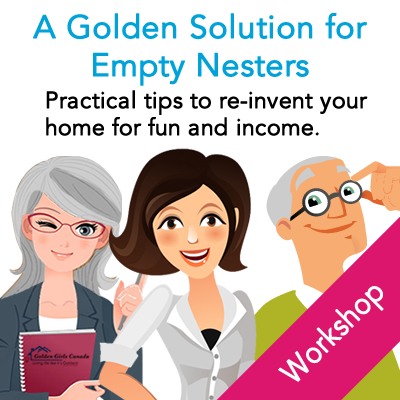 Golden Solution for empty nesters